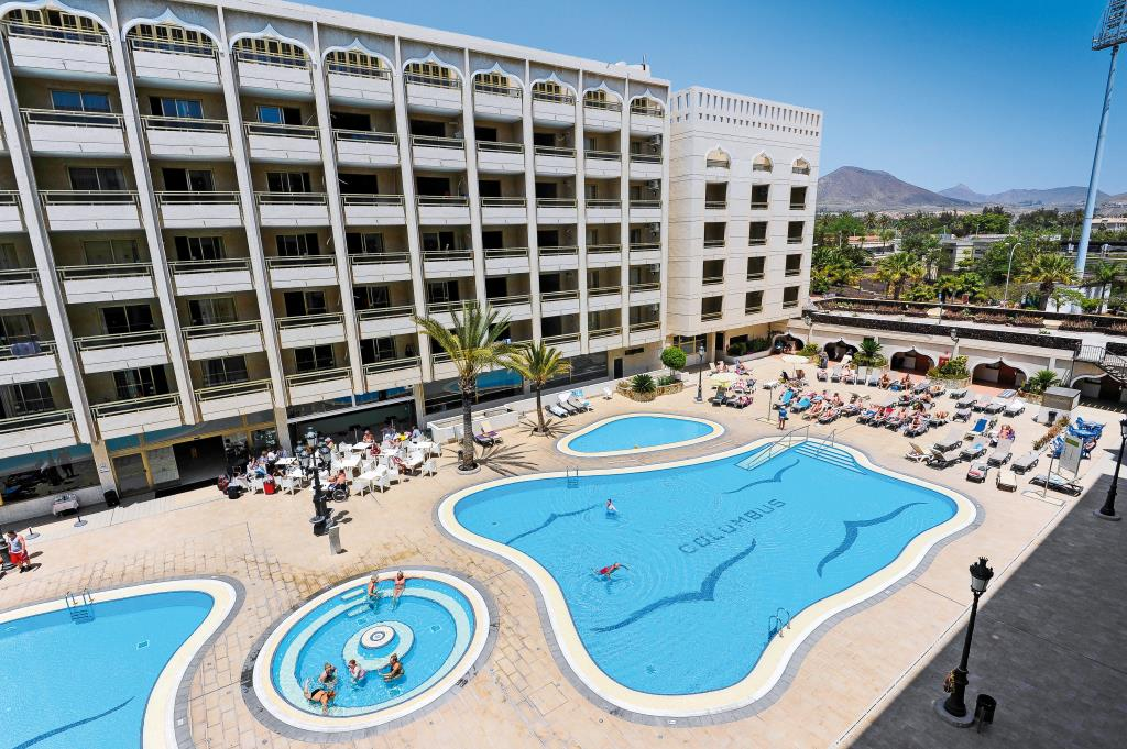 Aparthotel columbus tenerife ny r for Appart hotel urban lodge chaudfontaine