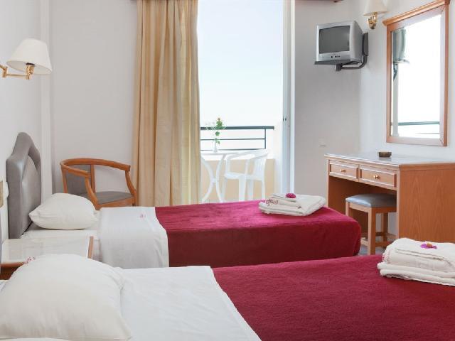 Hotel Dedalos Beach *** Kréta, Rethymno