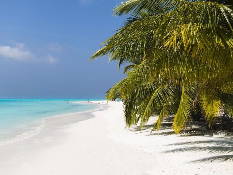 A gyönyörű lagúnával és hosszú, fehérhomokos stranddal körbevett szállodakomplexum a Male atollon található. Az 1200 méter hosszú. 350 méter széles, 32 hektáros sziget 55 percnyi gyorshajó útra található Malétól. A szigeten számtalan kikapcsolódási lehetőség áll rendelkezésre, kirándulhat, búvárkodhat vagy csupán relaxálhat a tengerparton.