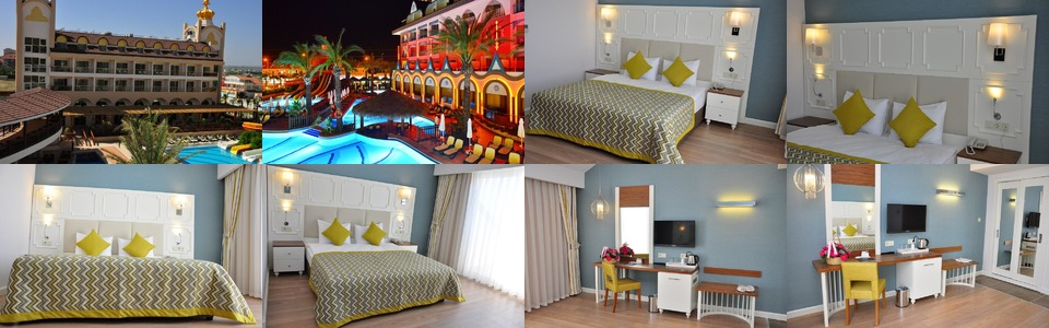 Hotel Side Crown Charm Palace       Side 29960003ab