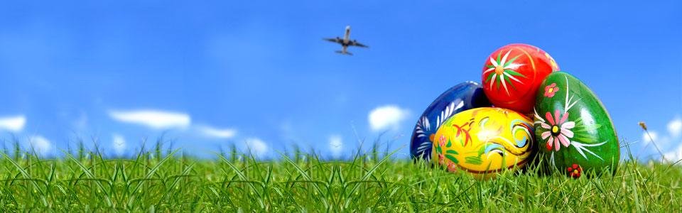 Utazások a Tavaszi szünetben, Húsvétkor