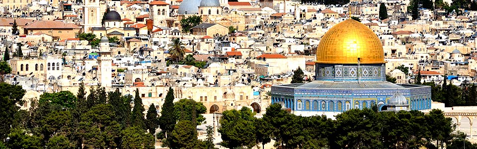 Izrael körutazás - Jeruzsálem