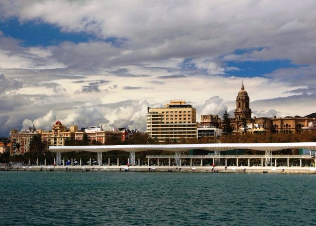 4 napos városlátogatás Malagában - Hotel *** (egyéni városnézés repülővel)