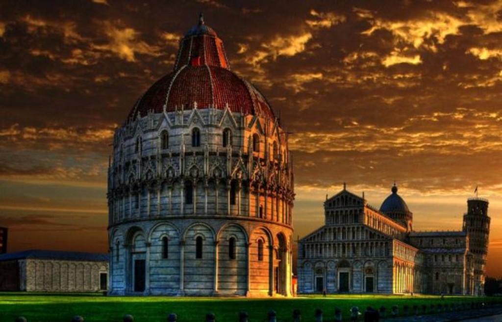 5 napos egyéni városlátogatás Pisában 3*: Városnézés Olaszország egyik leghíresebb városában, Pisában. Látnivalóban nem lesz hiány, a híres Pisai ferde torony, megannyi épület, tér bizonyítja a város gazdag történelmét.