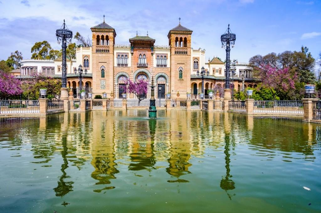 4 napos városlátogatás Sevillában - Hotel *** (egyéni városnézés repülővel)