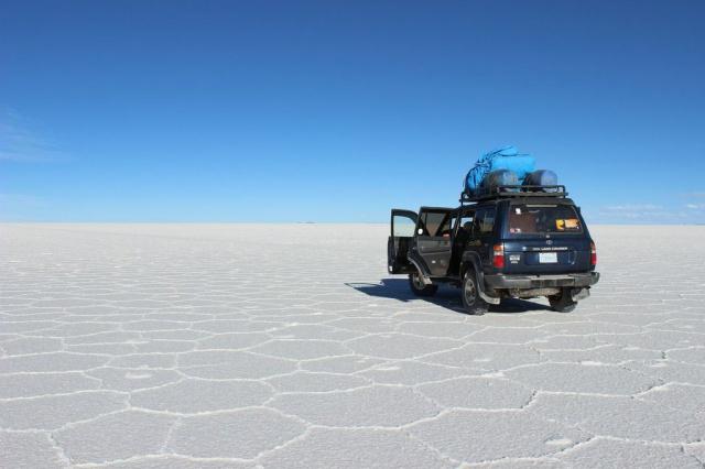 Sivatag minden változatban – Antiplano, Bolívia