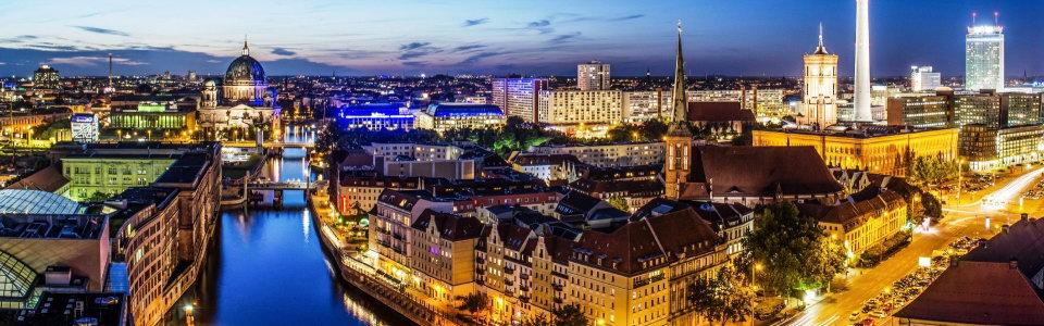 Berlini Városnézés Városlátogatás Németországban