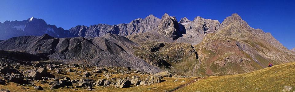 Francia-Alpok gyalogtúra
