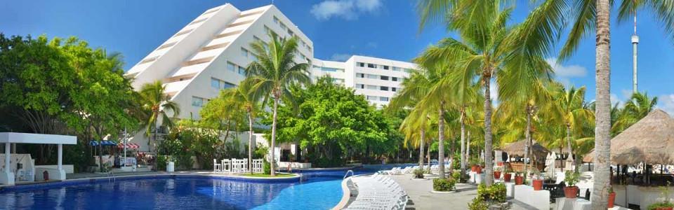 Mexikóváros és üdülés Grand Oasis Palm Cancún ****