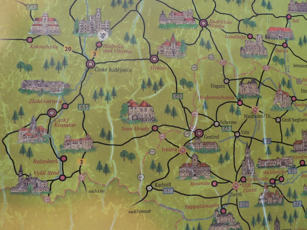 Káprázatos tájon kerékpározunk, ízletes söröket kóstolunk, festői városokat fedezünk fel, elvarázsolt kastélyokban kalandozunk. Český Krumlov, Třebon, České Budějovice, Jindřichuv Hradec, Hluboka, Sumava Nemzeti Park. Vár rád a vidéki Csehország!