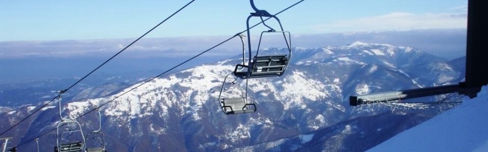 Sípálya Olaszországban: Mondolé Ski