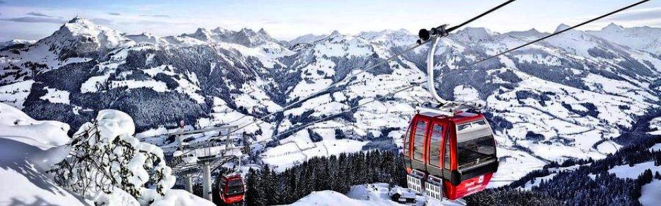Sípálya Ausztriában: Kitzbühel