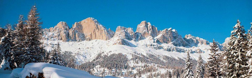Sípálya Olaszországban: Ski Center Latemar-Obereggen