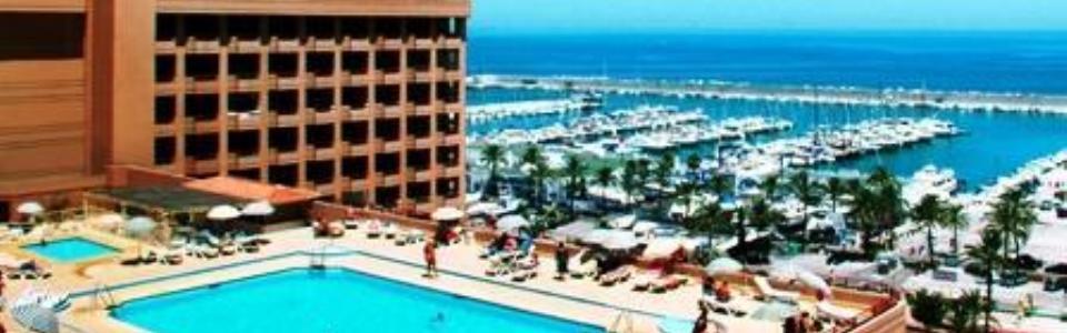 Nyaralás Costa Del Solban a Spanyol tengerparton: Hotel Las Palmeras****