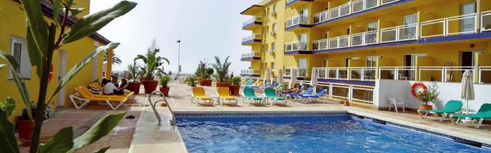 Tengerparti nyaralás Costa Del Sol: Hotel Las Arenas****