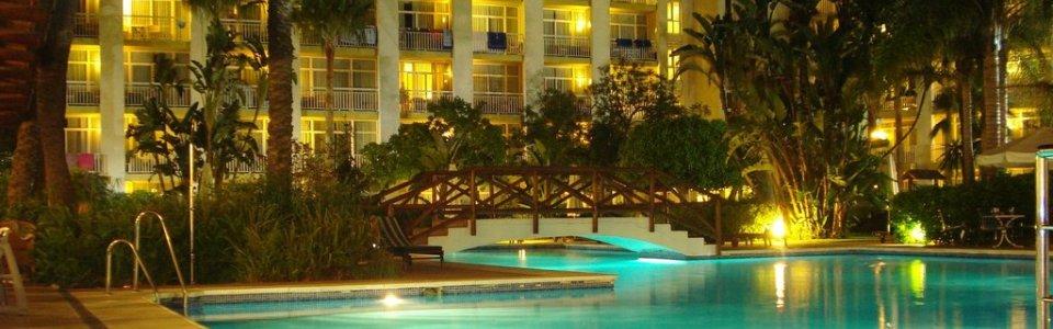 Costa Del Soli nyaralás: Hotel Melia Marbella Banus****