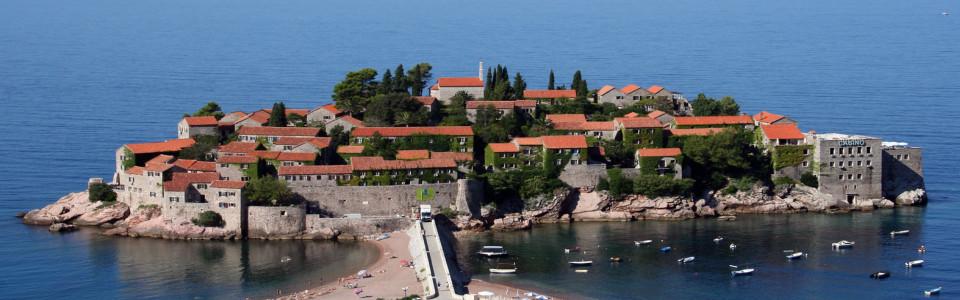 Buszos körutazások Montenegróban