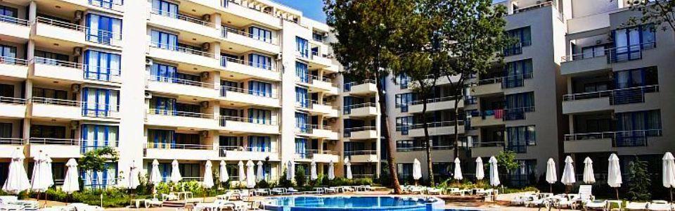 Nyaralás Napospart: Apartmanház Excelsior ***+ Bulgária