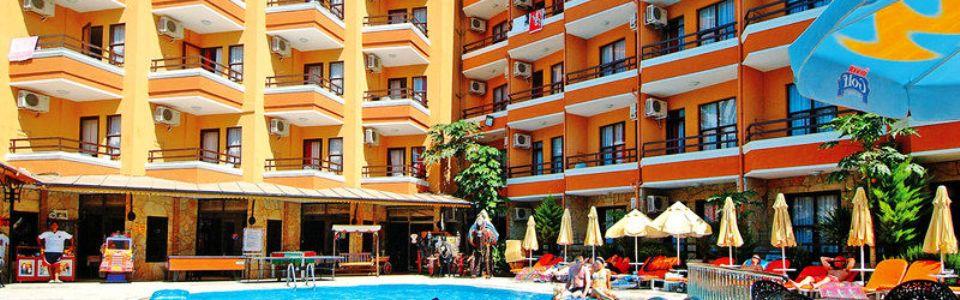 Olcsó Török Nyaralás: Hotel Fatih *** Alanya