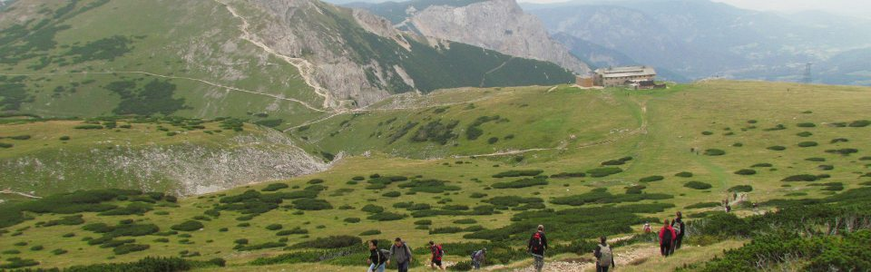 Rax-Alpok 2 napos gyalogtúra