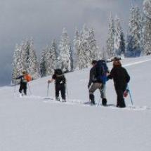 Rax-Alpok hótalpas téli túra