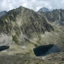 Magas-Tátra: Lorenz-hágó (2314 m)