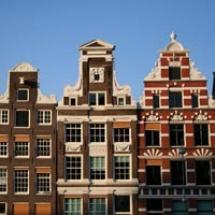 Amszterdam városlátogatás