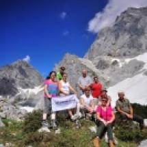 Dachstein gyalogtúra