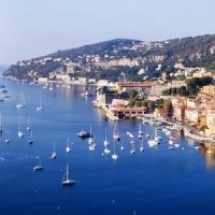 Provence festői tája és a Cote d'Azur