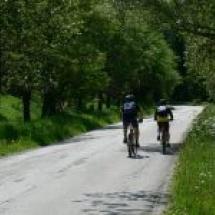 Kerékpártúra Tátra