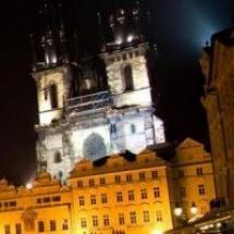 Pozsony - Prága - Bécs
