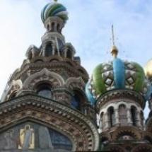 Az orosz cárok fővárosai (Szentpétervár, Puskin, Pavlovszk, Moszkva)