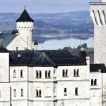 Barokk paloták és kastélyok (Hellbrunn, Tirol, Linderhof, Chiemsee)