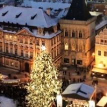 Drezda és Prága Adventkor