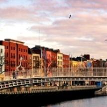 Az Ír-sziget - Dublinnal