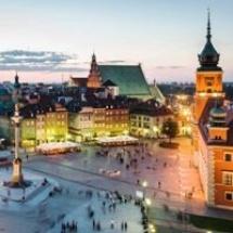 6 napos buszus körutazás Lengyelországban