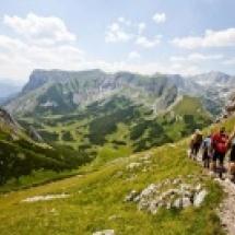 A Hochschwab csoport legszebb gyalogtúrái