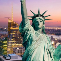 Keresztül Amerikán
