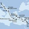 Hajóút Rodosz szigetén