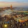 Városlátogatások Marrakeshben