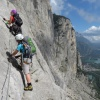 Via ferrata Garda-tónál