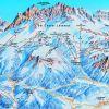 Sípálya Olaszországban Ski Center Latemar-Obereggen