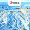 Sípálya Szlovéniában: Rogla