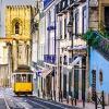 Városlátogatások Lisszabonban