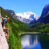 Dachstein - via ferrata hétvége