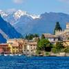 Városlátogatások Garda-tónál