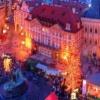 Karácsonyi hangulat Prágában