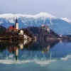 Városlátogatások Bledben