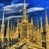 Utazás Olaszországba Városnézés Milánó
