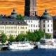 Skandináv fővárosok és a norvég fjordvidék